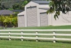 Aberdeen TAS Back yard fencing 14