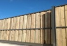 Aberdeen TAS Lap and cap timber fencing 1