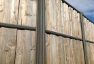Aberdeen TAS Lap and cap timber fencing 2