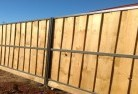 Aberdeen TAS Lap and cap timber fencing 4