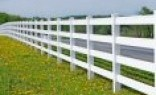 Temporary Fencing Suppliers Pvc fencing