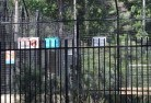 Aberdeen TAS Security fencing 18