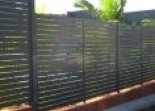 Slat fencing Pool Fencing